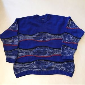VTG Benetton oversized sweater L or XL?
